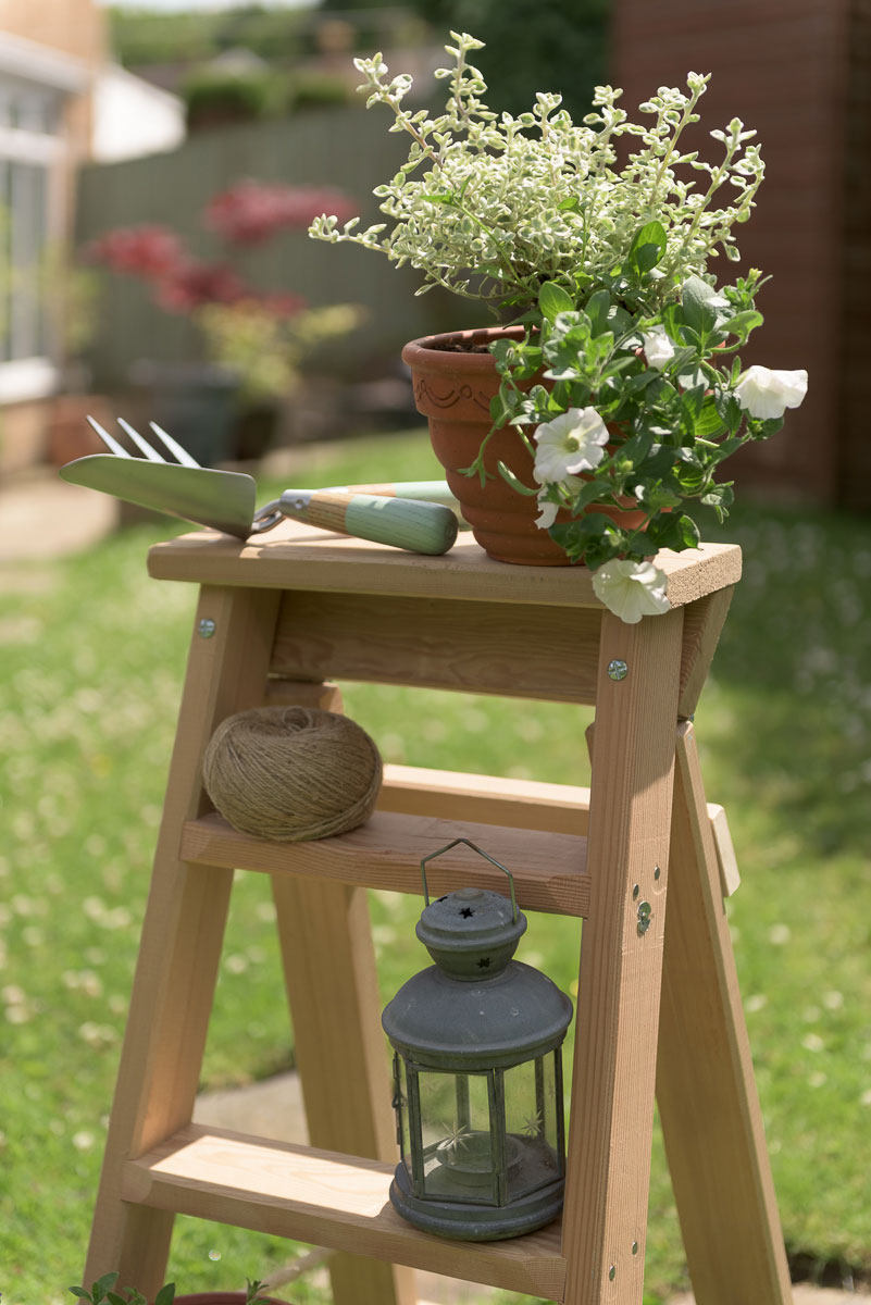 hulley heritage timber step ladders hulley heritage range. Black Bedroom Furniture Sets. Home Design Ideas